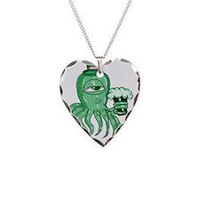 Irish Squid Necklace