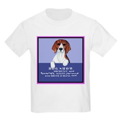 Dog Show Beagle T-Shirt