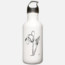 Sax Man Water Bottle