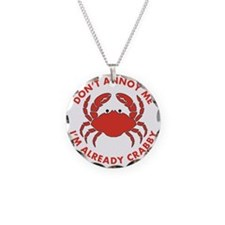 Dont Annoy Me Necklace