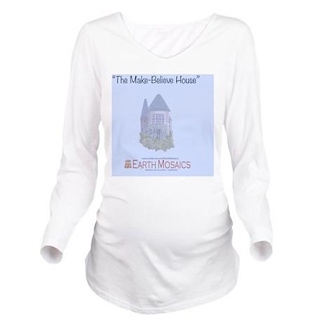 The Make-Believe Hou Long Sleeve Maternity T-Shirt
