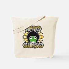Afro Gunso Tote Bag