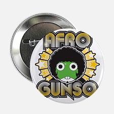 "Afro Gunso 2.25"" Button"