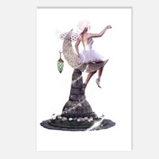 Stars Fairy Postcards (Package of 8)