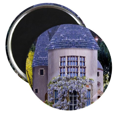 The Make-Believe House nar sh Magnet