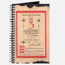 3 Musketeers Poster Journal