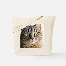 Green Eyed MonsterG Tote Bag