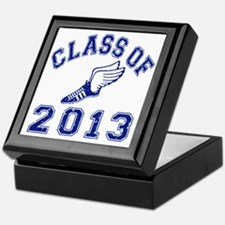 Class Of 2013 Track and Field Keepsake Box