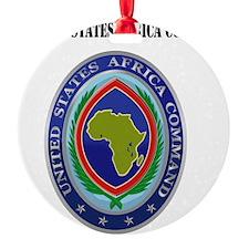 UnitedStatesAfricaCommandwi Ornament