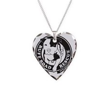 Ruff Road Rescue New England  Necklace