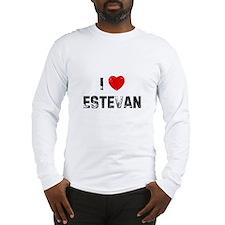 I * Estevan Long Sleeve T-Shirt