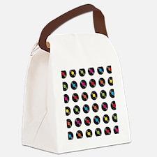 vinyl Canvas Lunch Bag