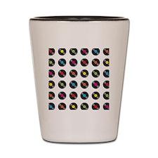 vinyl Shot Glass