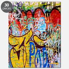 Colorful Graffiti Puzzle