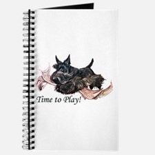 Scottish Terrier Play Time! Journal