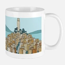 Coit-Tower-7x5 Mug