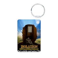 Isolation Keychains
