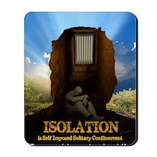 Isolation Mousepad