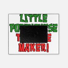 Little Portuguese Trouble Maker Picture Frame