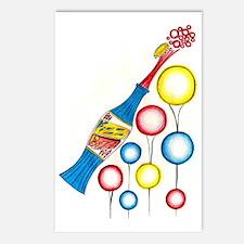 Soda Pop Fizz Bizz Postcards (Package of 8)