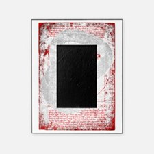 Kettlebell Vitruvian Man - for dark  Picture Frame