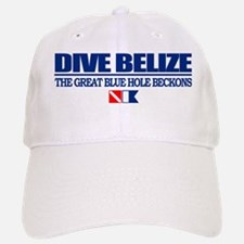 Dive Belize Baseball Baseball Cap