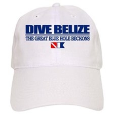 Dive Belize Baseball Cap