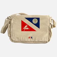 Dive Belize Messenger Bag