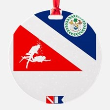Dive Belize Ornament