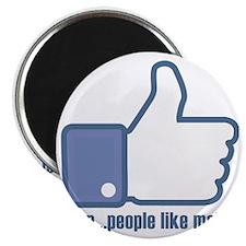 People Like Me Magnet
