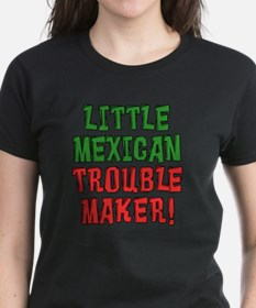 Little Mexican Trouble Maker Tee