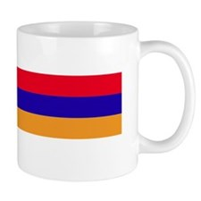 Born In Armenia Mug