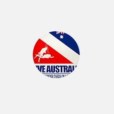 Dive Australia 2 Mini Button