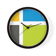 MTSO icon Wall Clock
