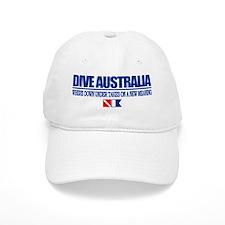 Dive Australia 2 Baseball Cap