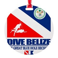 Dive Belize Ornament