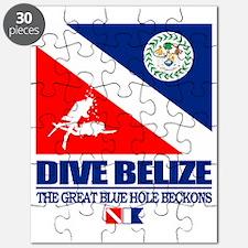 Dive Belize Puzzle
