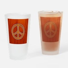 wood-peace-BUT Drinking Glass