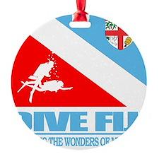 Dive Fiji Ornament