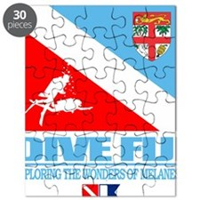 Dive Fiji Puzzle