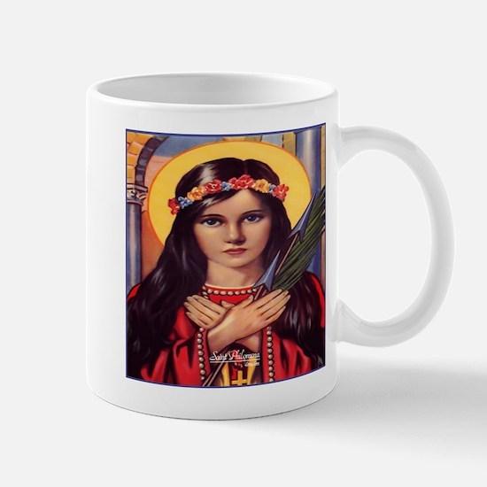 Saint Philomena Mug