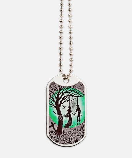 Forever and Always Dog Tags