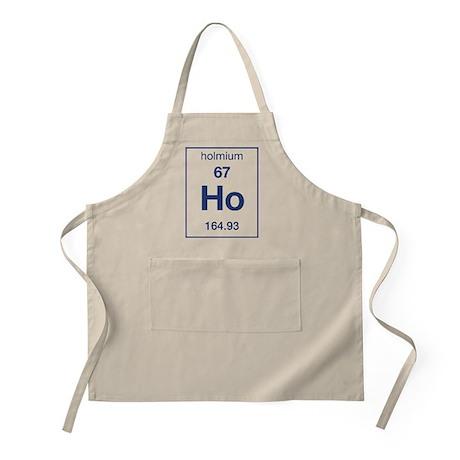 Holmium BBQ Apron