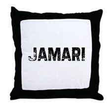 Jamari Throw Pillow