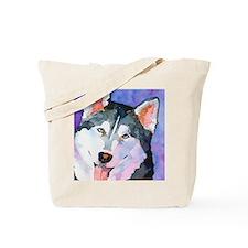Husky #1 Tote Bag