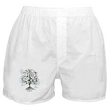 Guitar Tree Boxer Shorts