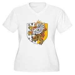 Flaming Gryphon T-Shirt