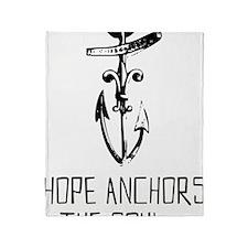 Hope Throw Blanket