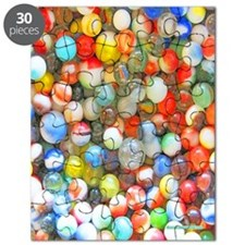 Colorful Marbles Puzzle
