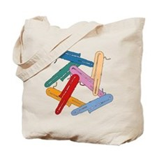 Colorful Contrabassoons - Tote Bag